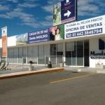 Caseta de ventas Fraccionamiento Montenegro