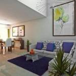 Sala, Agave Azul Residencial