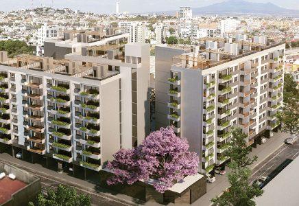 casas en venta en puebla Stacia Towers Zur
