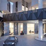 entrada-a-edificio-Liv-Petrel-Departamentos-en-Milenio-III-Queretaro