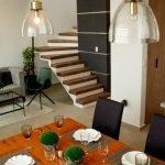 Sala-comedor-modelo-altair-Mattia-Residencial-queretaro