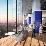 vista-departamentos-oficinas-level-work-leon